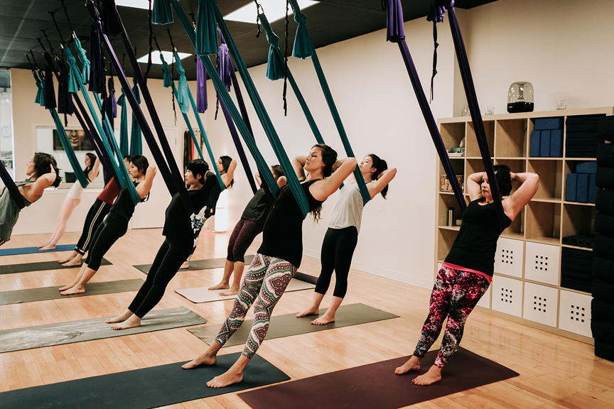 Aerial Yoga Teacher Training Vancouver Canada | Yoga ...